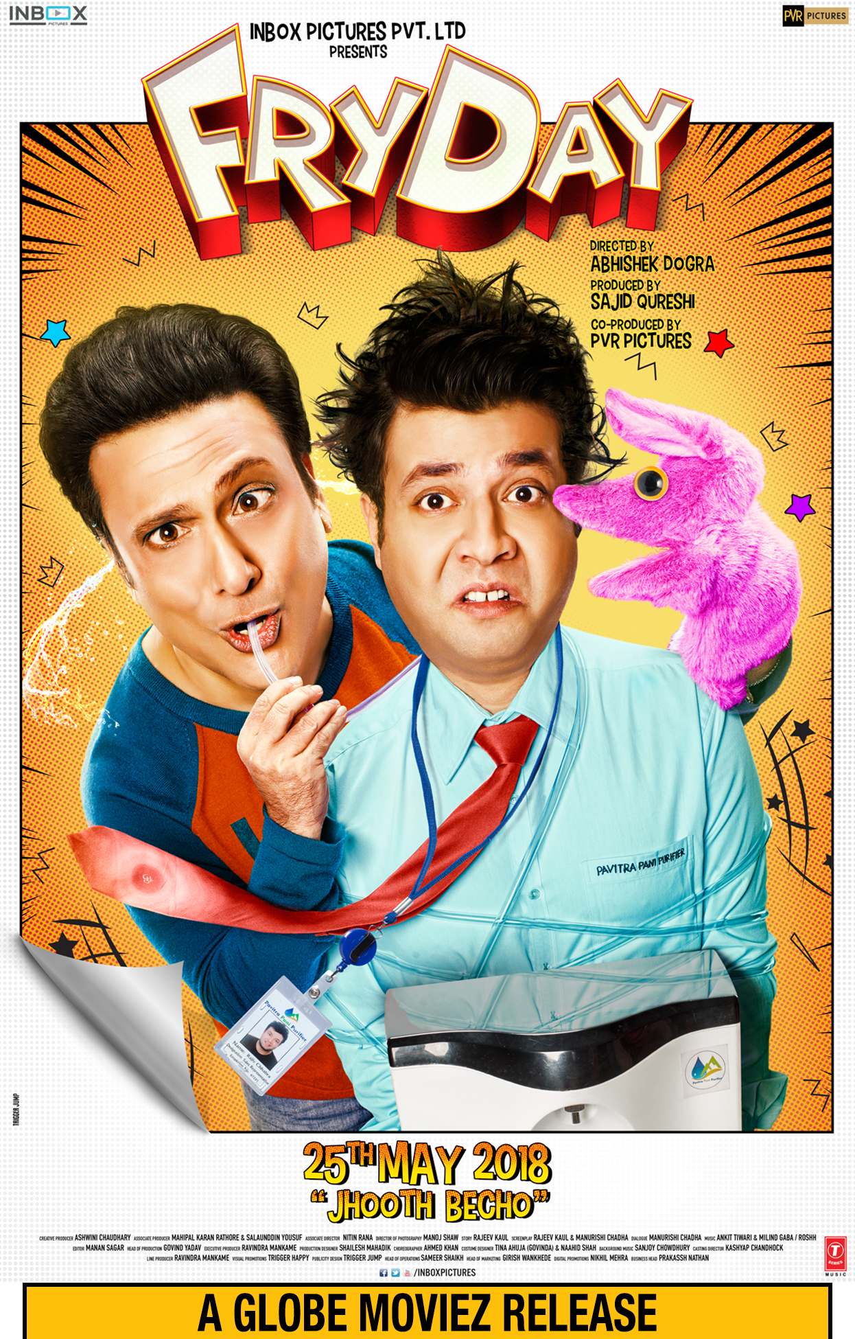 Poster of FryDay (Hindi)