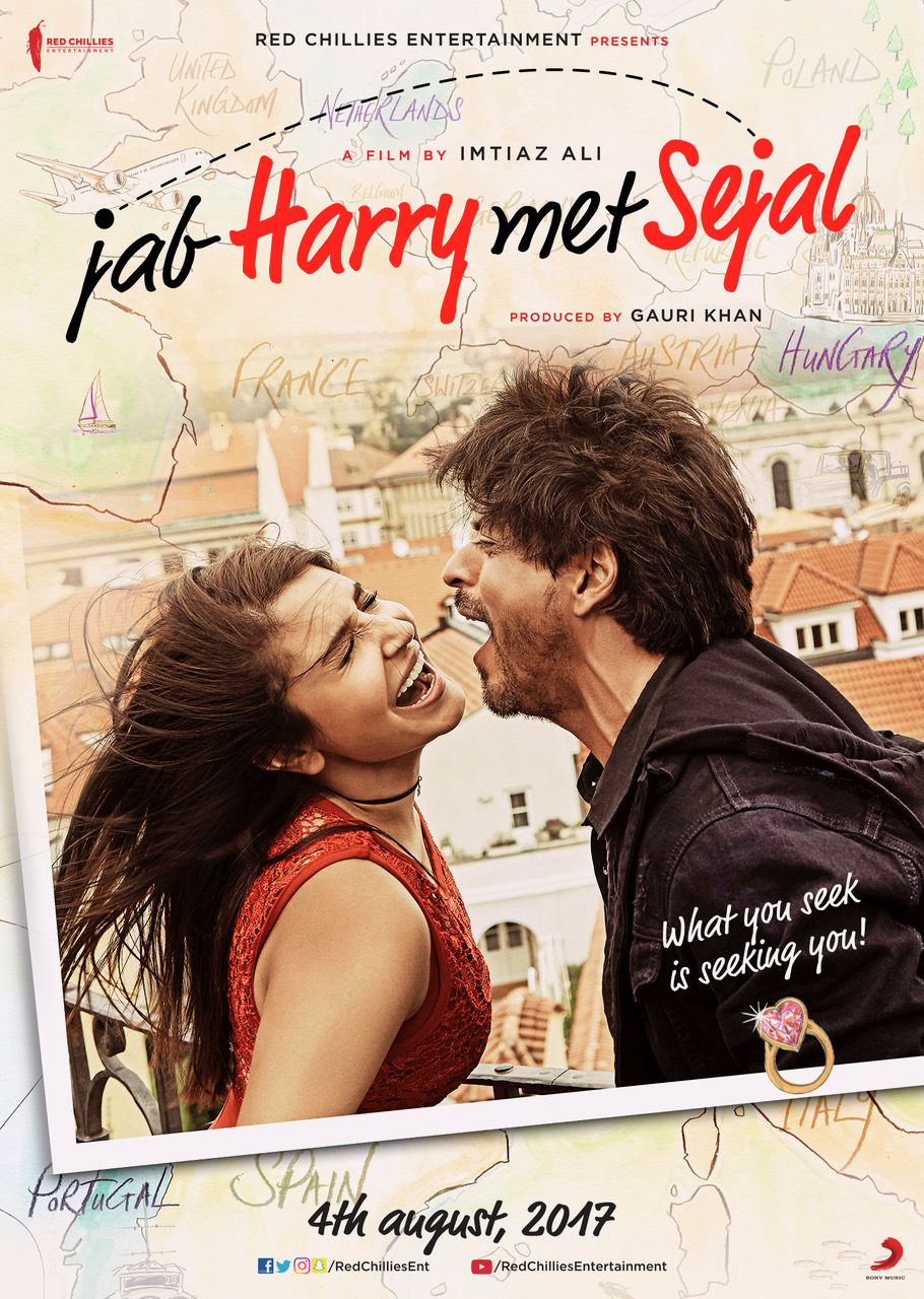 Poster of Jab Harry Met Sejal