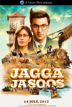 Poster of Jagga Jasoos