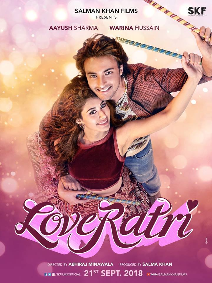 Poster of Loveratri
