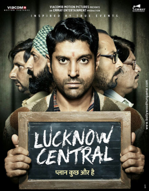 Poster of Lucknow Central