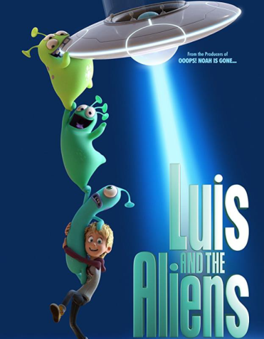 Poster of Luis & the Aliens