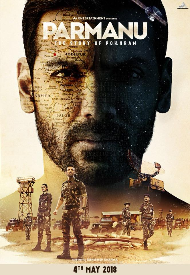 Poster of Parmanu: The Story of Pokhran