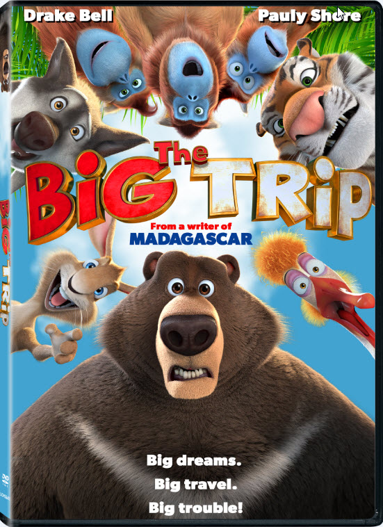Poster of The Big Trip