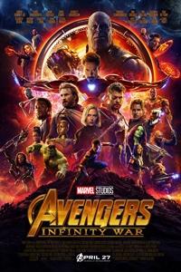 Poster of Avengers: Infinity Wa...
