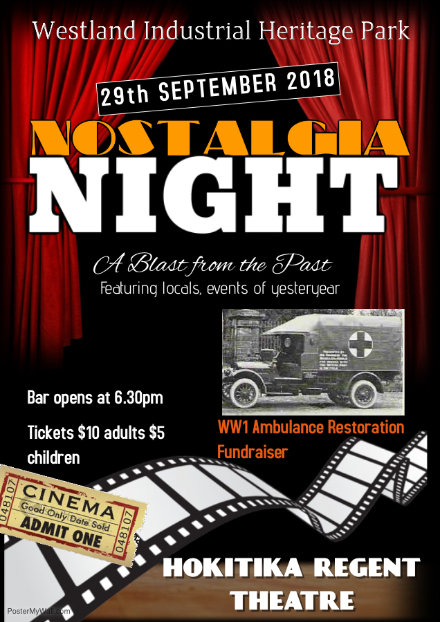 Poster of Nostalgia Night