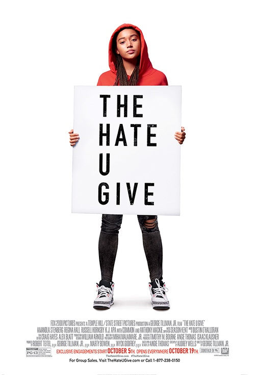 Poster of The Hate You Give