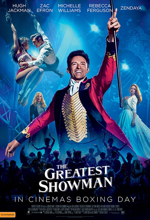 Poster of The Greatest Showman: Sing-Along