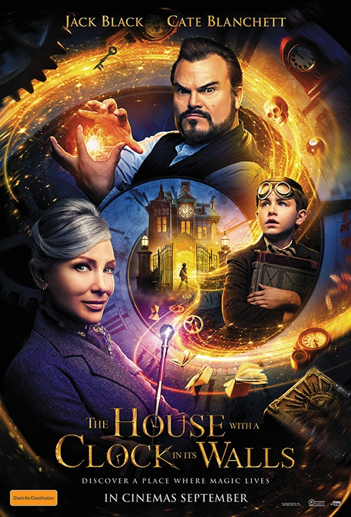 Poster of The House With a Clock In Its Walls