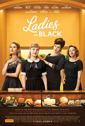 Poster of Ladies in Black