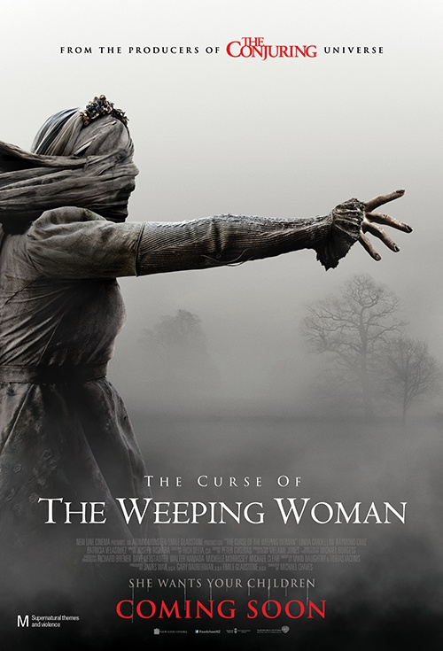 Poster of The Curse of the Weeping Woman