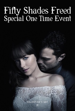 Poster of Fifty Shades Freed Special Event