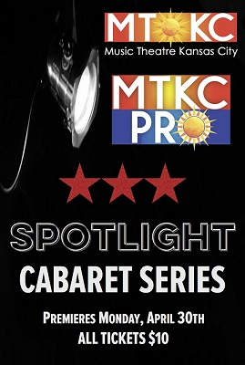 Poster of MTKC Spotlight Cabaret Series