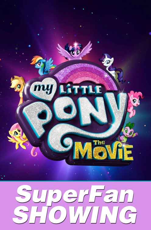 Poster of My Little Pony Superfan