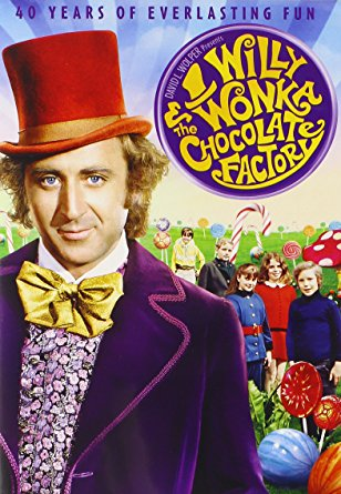 Poster of Willy Wonka and the Chocolate Factory...
