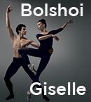 Poster of Bolshoi: Giselle