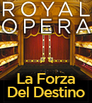Poster of Royal Opera House: La Forza del Desti...