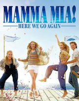 Poster of Mamma Mia! Here We Go Again!
