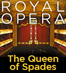 Poster of The Royal Opera House: The Queen of Spades