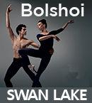 Poster of Bolshoi Ballet: Swan Lake