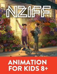 Poster of NZIFF: Animation for Kids 8+
