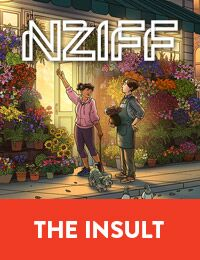 Poster of NZIFF: The Insult