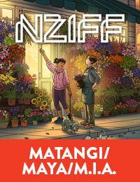 Poster of NZIFF: Matangi/Maya/M.I.A.