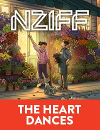 Poster of NZIFF: The Heart Dances - The Journey...