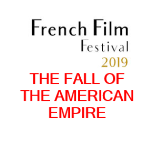 Poster of FFF: The Fall of the American Empire