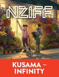 Poster of NZIFF: Kusama - Infinity