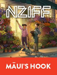 Poster of NZIFF: Maui's Hook