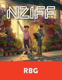 Poster of NZIFF: RBG