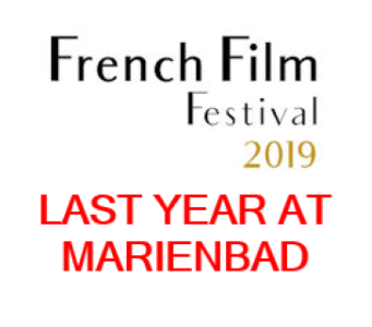 Poster of FFF: Last Year at Marienbad