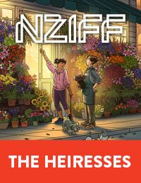Poster of NZIFF: The Heiresses