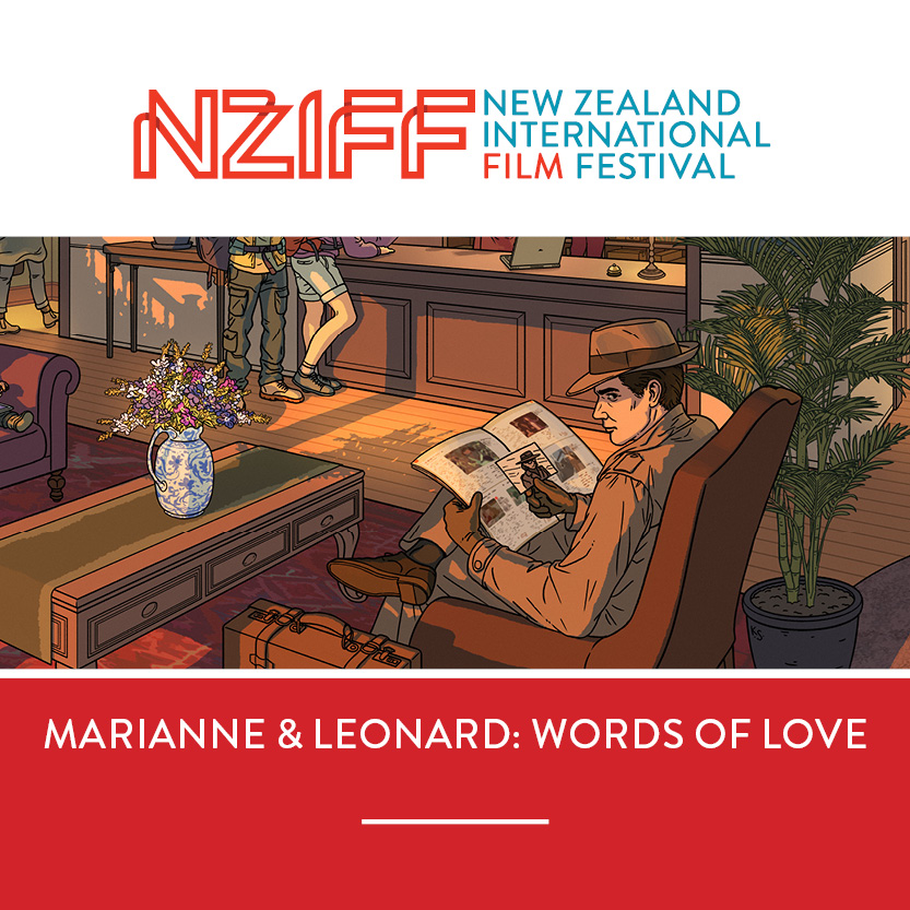 Poster of Marianne & Leonard: Words of Love