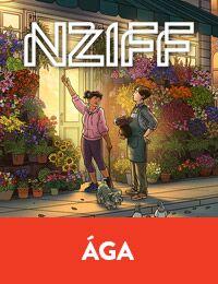 Poster of NZIFF: Ága