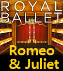 Poster of Royal Ballet: Romeo and Juliet