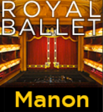 Poster of Royal Ballet: Manon