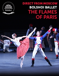 Poster of Bolshoi Ballet: The Flames of Paris (...
