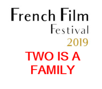 Poster of FFF: Two Is A Family