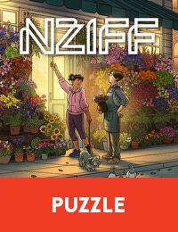Poster of NZIFF: Puzzle