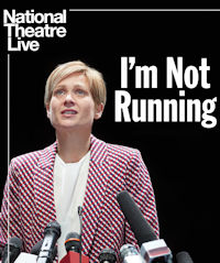 Poster of National Theatre Live: I'm Not Runnin...