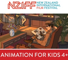 Poster of NZIFF: Animation for Kids