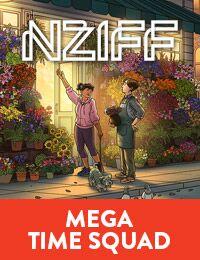 Poster of NZIFF: Mega Time Squad