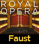 Poster of The Royal Opera House: Faust