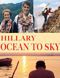 Poster of Hillary: Ocean to Sky