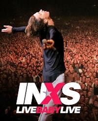 Poster of INXS: Live Baby Live at Wembley Stadi...