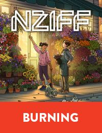 Poster of NZIFF: Burning