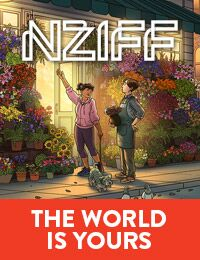 Poster of NZIFF: The World is Yours