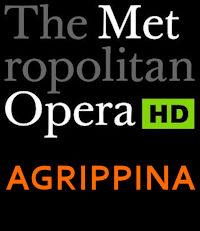 Poster of The Metropolitan Opera: Agrippina